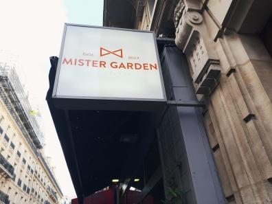 Mister Garden, 4 Rue du Commandant Rivière