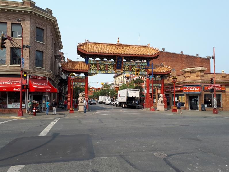Chinatown sign